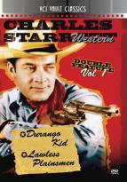 Charles Starrett Western Double Feature, Vol. 1