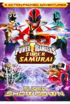 Power Rangers Super Samurai, Vol. 2: Super Showdown