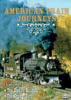 American Train Journeys Vol. 3 - The Empire Builder & the Cham Turn