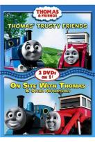 Thomas & Friends - Thomas' Trusty Friends/On Site With Thomas
