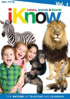 iKnow: Animals, Letters & Sounds, Vol. 1