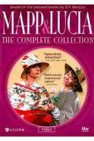 Mapp and Lucia - The Complete Collection