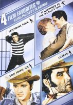 4 Film Favorite - Elvis Presley Classics