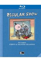 Regular Show: Season 1 & 2