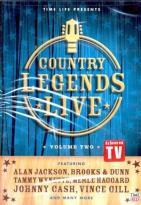 Country Legends Live - Volume 2