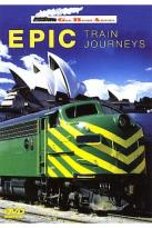 Great Railroad Adventures - Epic Train Journeys