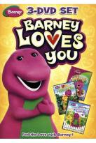 Barney: Barney Loves You