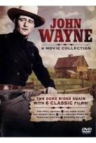 John Wayne: 6 Movie Collection
