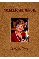 Murder She Wrote - The Complete Second Season