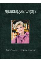 Murder She Wrote - The Complete Fifth Season
