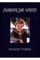Murder She Wrote - The Complete Third Season