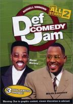 Def Comedy Jam: More All Stars - Volume 2