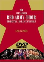 Alexandrov Red Army Choir Orchestra & Dance Ensemble Live in Paris