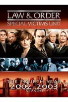 Law &amp; Order: Special Victims Unit - The Fourth Year