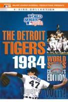 1984 MLB World Series - Detroit Tigers