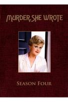 Murder She Wrote - The Complete Fourth Season