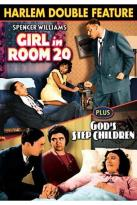 Harlem Double: The Girl In Room 20 / God's Stepchildren