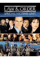 Law &amp; Order: Special Victims Unit - The Third Year