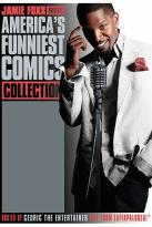 Jamie Foxx Presents: America's Funniest Comics Collection