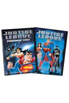 Justice League Secret Origins/Justice League Paradise Lost