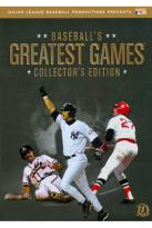 Baseball's Greatest Games