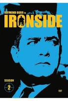 Ironside - The Complete Second Season