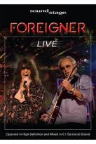 Soundstage - Foreigner: Live
