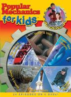 Popular Mechanics For Kids - 6 DVD Box Set