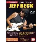 Lick Library: Learn to Play... Jeff Beck