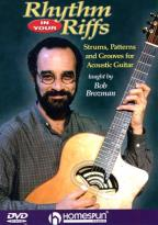 Rhythm in the Riffs - Strums, Patterns and Grooves for Acoustic Guitar