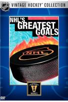 NHL Vintage Collection: Greatest Goals