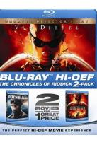Chronicles Of Riddick/Pitch Black Value Pack