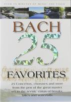 25 Bach Favorites
