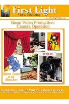 Basic Video Production - Camera Operation