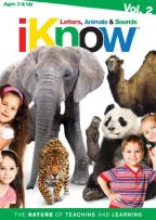 iKnow: Animals, Letters & Sounds, Vol. 2