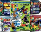 Teen Titans - Complete Seasons 1-5