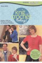 Knit and Crochet Today!: Set 2