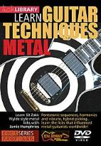 Lick Library: Learn Guitar Techniques - Metal Zakk Wylde Style