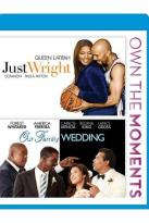 Our Family Wedding/Just Wright Double Feature