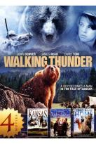 Walking Thunder/Kansas/The Legend of the Ruby Silver/Long Road Home