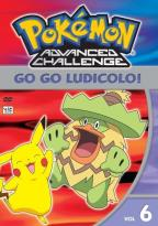 Pokemon Advanced Challenge - Vol. 6: Go Go Ludicolo!