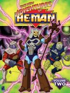 New Adventures Of He-Man - Vol. 2