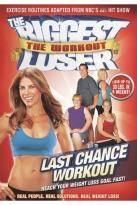 Biggest Loser: The Workout - Last Chance Workout