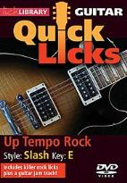 Lick Library: Guitar Quick Licks - High Energy Rock Slash Style