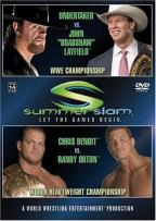 WWE - Summerslam 2004