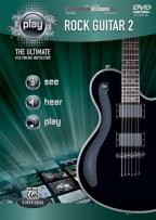 Alfred's Play Series: Rock Guitar, Vol. 2