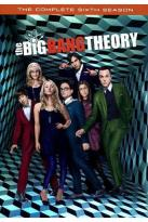 Big Bang Theory - The Complete Sixth Season