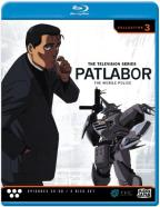 Patlabor: The Mobile Police - The TV Series Collection 3