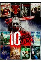 10 - Film Horror Pack, Vol. 4