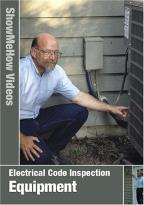 Electrical Code Inspection: Equipment